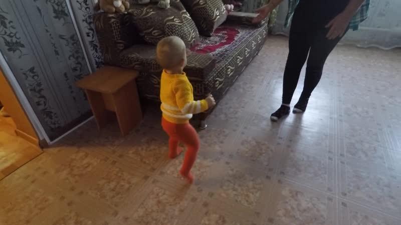 Софья ходит! (12 декабря 2018)