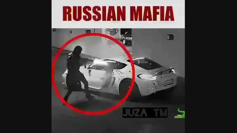 Русский Криминал в действии