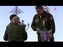 Российские военнослужащие забрали золото на CISM-2018