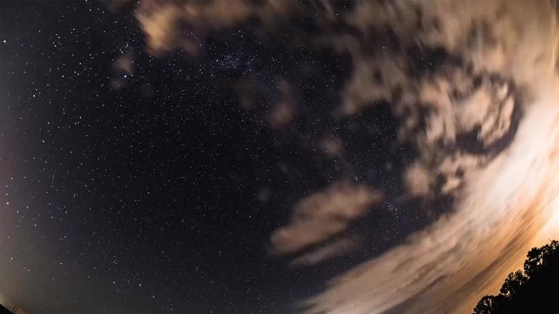 Звездное небо ростовской области
