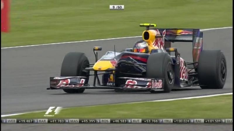 8.Carrera F1 Gp Inglaterra 2009