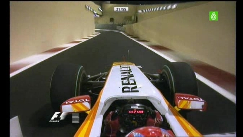 17.Carrera F1 Gp Abu Dabhi 2009