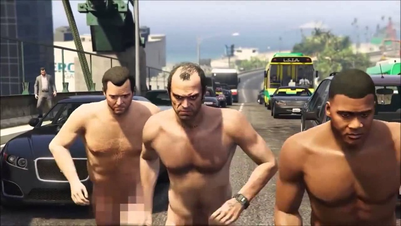 GTA V - Blink 182 - What's My Age Again