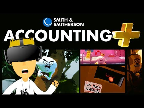Don't Let Your Mom See This Game! - ACCOUNTING | Oculus Rift
