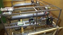 Лазерный станок CO2 своими руками ч 1 Co2 Laser Cutter