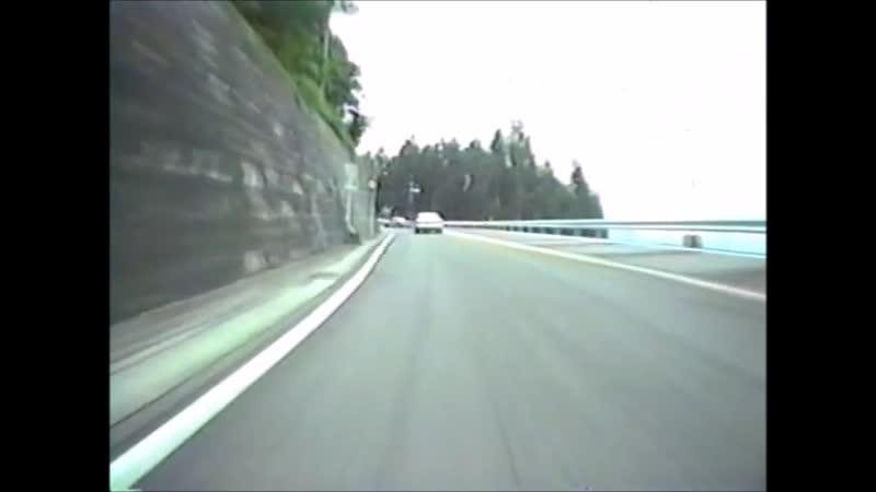 きらめきのレース車の視野