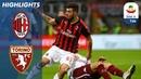 Milan 0-0 Torino Gritty San Siro Clash Ends Even Serie A