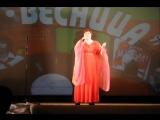 Марина Панасюк (Локшинская школа) - фестиваль советской песни