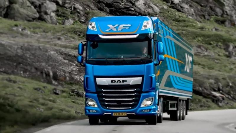 История компании DAF Trucks