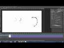 Рисованная покадровая анимация в стиле Flash FX в After Effects и