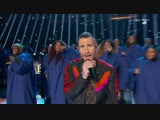 Maroon 5 Travis Scott Big Boi. Super Bowl LIII halftime show - 2019-02-03