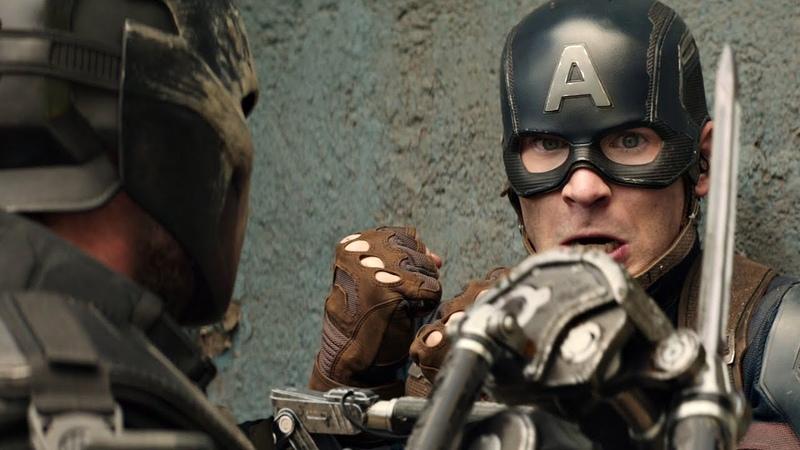 Попался звёздно-полосатый! Кроссбоунс против Капитана Америки. Первый мститель: Противостояние. 2016