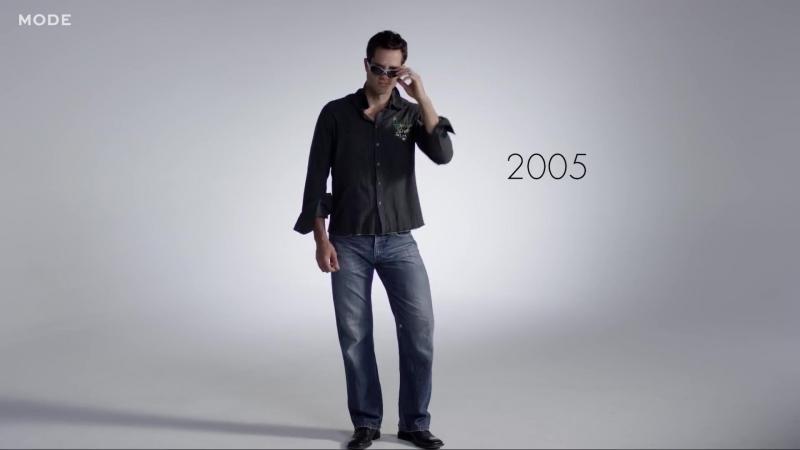 100 Years of Fashion Men ★ Glam.com