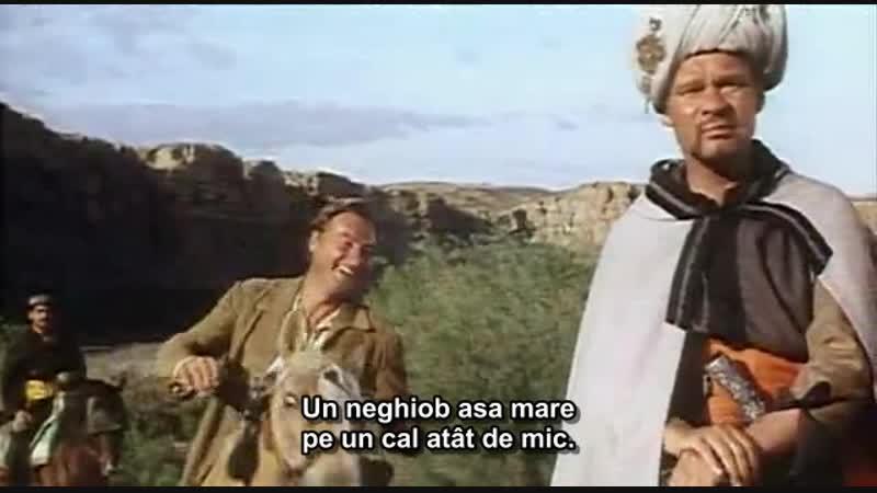 În regiunea leului de Argint (Furia saberilor) - Im Reiche des silbernen Löwen (Fury of the Sabers) (1965)