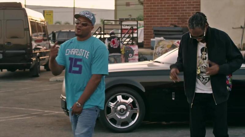 Lexz Pryde ft. Snoop Dogg Blade Brown - Motivate
