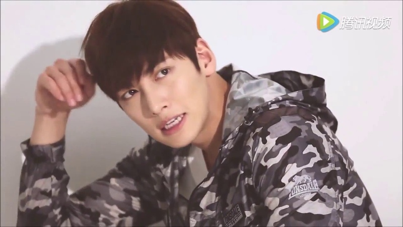 [BTS] Ji Chang Wook for Lonsdale 2016 Spring/Summer CF photo shoot