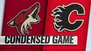 02/18/19 Condensed Game: Coyotes @ Flames