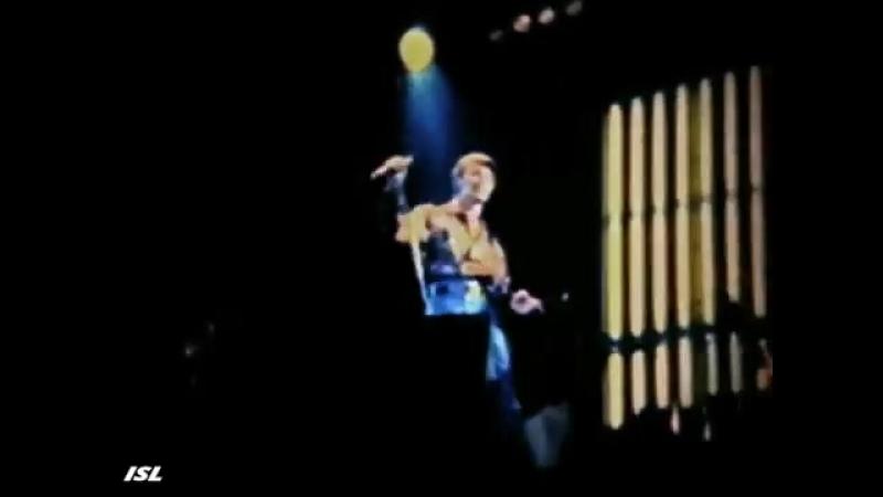 David Bowie Sportpaleis Ahoy Rotterdam 8th June 1978