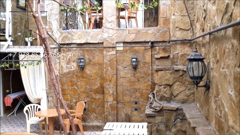 Феодосия Гостевой круглогодичный дом по ул.Семашко до моря 700 м двухкомнатный номер на 1 этаже