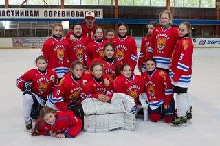 Матч Hockey star - Русские лисицы