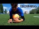 Daniil Koval : footballers workout