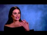 Lea Michele interviewed for American Idol (2018)