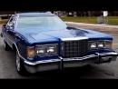 Автомобиль Mercury Cougar Brougham Pillared Hardtop 1977 года