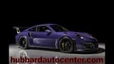 2016 Porsche 911 GT3 RS Ultra Violet Paint