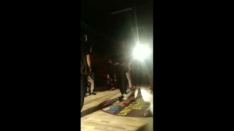 United dance battle 1 4 Graf Bubnov denis