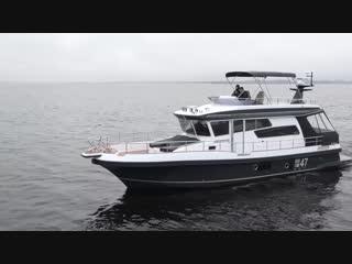 Морская яхта nord star 47 scy – semi custom yachts - cамый амбициозный проект linex boats oy