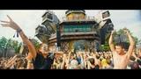 Darren Styles - Skydivin' (ReliQium &amp Corevin Hardstyle Bootleg) HQ Videoclip
