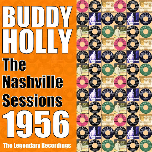 Buddy Holly альбом The Nashville Sessions 1956