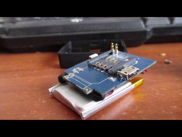 Мошенничество с GPS треккером Mini A8