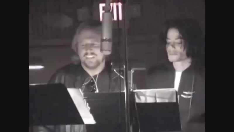 All In Your Name Official Music Video Michael Jackson Feat Barry Gibb 2002
