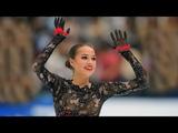 Alina ZAGITOVA Free Japan Open 2018 10 6