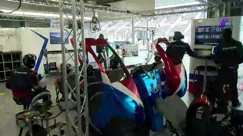 SMP Racing Live 6H Fuji 8 - Button change