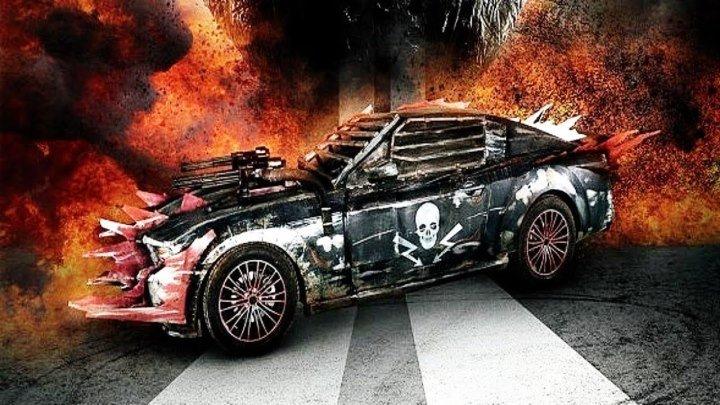 Смертельная гонка 4: Вне анархии (боевик, 2018)
