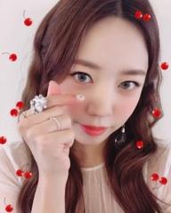 "Apink on Instagram: ""[#에이핑크] 🐼들이 보고싶은 월요일! 사랑둥이 쥬🍒의 영상 도착🎶 &#50724"