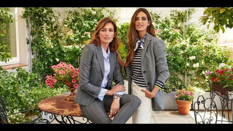 Nieves Álvarez y Sara Carbonero para Elle | ELLE