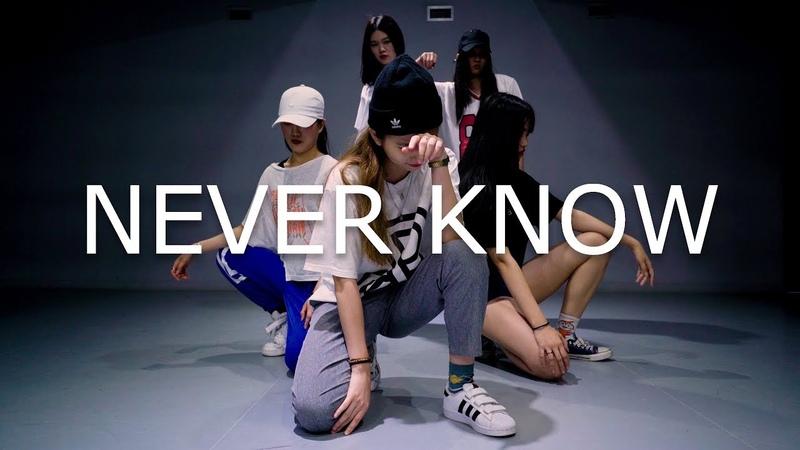 Sik-K (식케이) - Never Know (feat. Ye Ali) | ALL.K choreography | Prepix Dance Studio