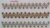 Hand Embroidery: Decorative Stitches #6 | Bordado a mano: Puntadas Decorativas #6 | Artesd'Olga