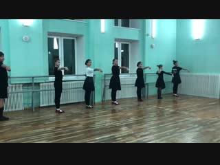 Народный танец. Шоу-балет Эклипс. Шумкина Ирина Владимировна