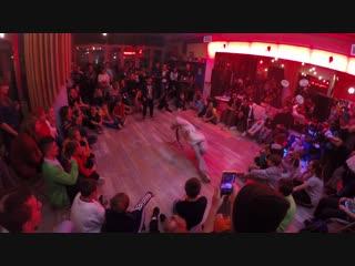 Коняева Анастасия - 1/8 breaking kids 1x1 - Most Dance Battle 2018