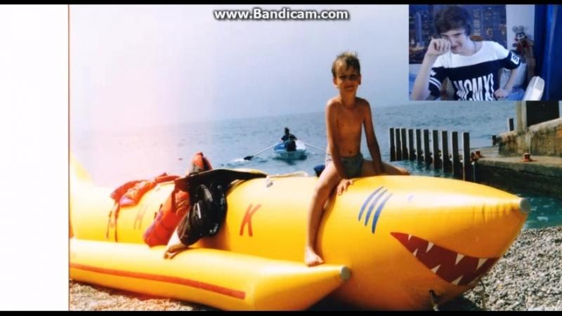 Я на акуле - Данкар