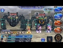 DISSIDIA FINAL FANTASY OPERA OMNIA - Lv70 Boost Machine Boss Fight 1080p HD 60fps