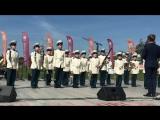 Духовой оркестр Первого Музыкального кадетского корпуса имени А.В. Александрова.