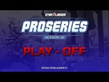 TI - Burning Fire 2 by Outcast (Pro Series Season 22 Play-off)