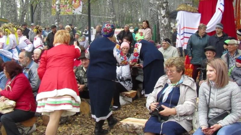Третий Обласной Праздник Хлеба-2018 в Кожевниково