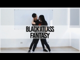 Black Atlass - Fantasy Dance Cover by MNT