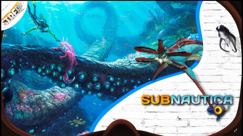Продолжаем проходить3 игру Subnautica